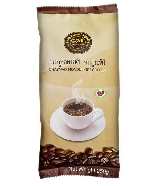 Chay Mao Mondulkiri Coffee