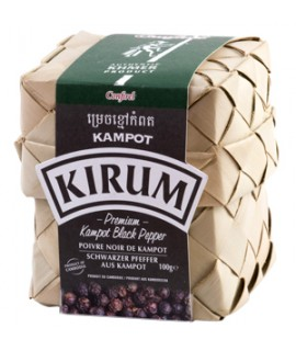 Kirum Black Kampot Pepper
