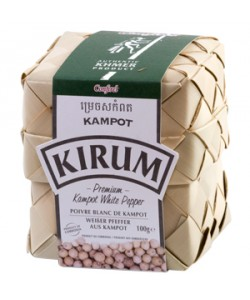 Kirum White Kampot Pepper