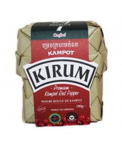 Kirum Red Kampot Pepper
