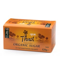 Thnot Organic Sugar Sachet in Box