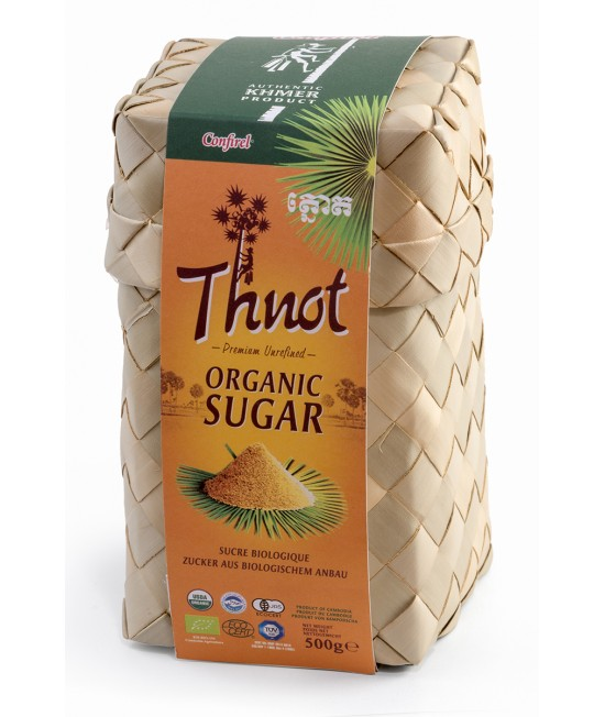 Thnot Organic Sugar Jar in Smock