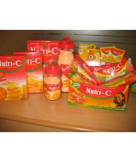 Nutri-C sachets American Orange