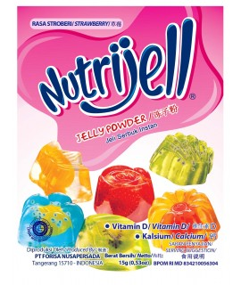 2Nutrijell Strawberry