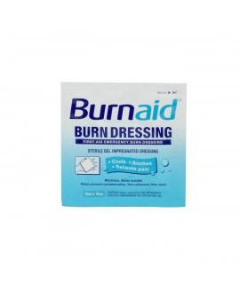 Burnaid Burn Gel 10s