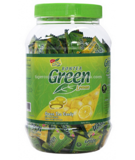 Bontea Green tea Jar