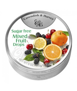 C&H Sugar Free Mixed Fruit Drop