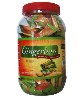 Gingerbon Jar