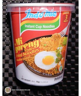 Indomie Mi Goreng Fried Noodles Cup