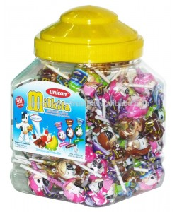 Milkita Lolipop Assorted Jar