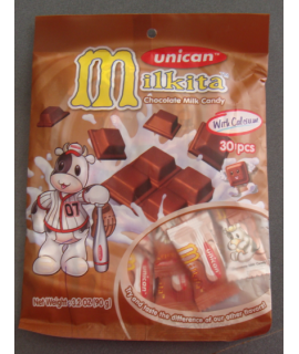 Milkita Chocholate Milk Candy Bag