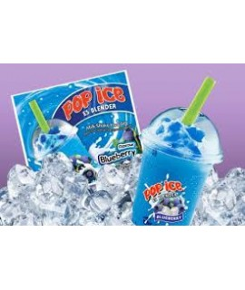 2Pop Ice Vanila Blue
