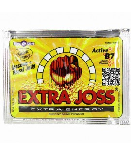 Extrajoss Energy Drink Powder