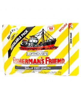 Fishermen's Friend Sugar Free Lemon