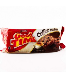 Good Time Coffee Chocochips Cookies