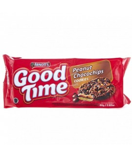 Good Time Peanut Chocochips Cookies