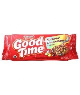 Good Time Rainbow Chocochips Cookie