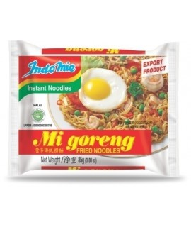 Indomie Mi Goreng Fried Noodles Bag