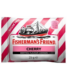 Fisherman's Friend Sugarfree Cherry