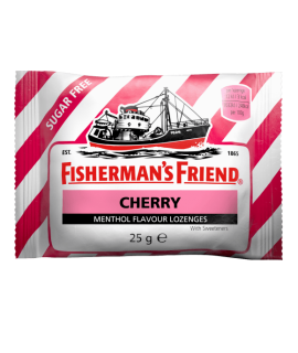 Fisherman's Friend Sugarfree Cherry