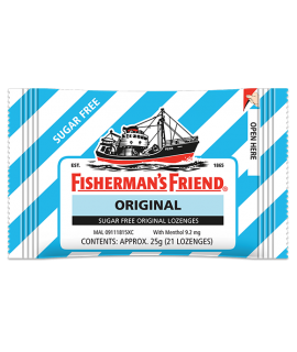 Fisherman's Friend Sugar Free Original