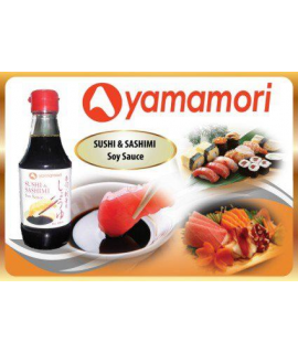 Yamamori Sushi & Sashimi Soy Sauce 200ml