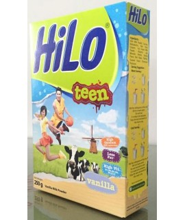 Hilo Teen Vanilla Milk Powder 250g