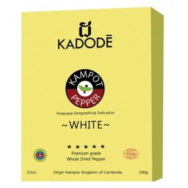 Kampot White Pepper (100g)