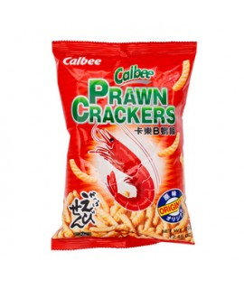 Calbee Prawn Cracker Original