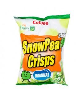Calbee Snow Pea Crisps Original