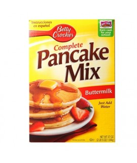 Pancake Mix Betty Crocker