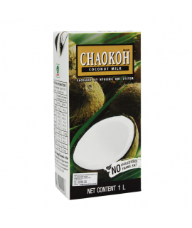 Chaokoh UHT Coconut Cream 1L