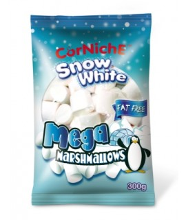Snow White Mega Marshmallows