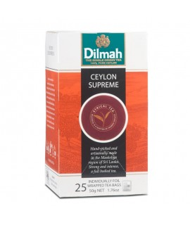 Dilmah Ceylon Supreme Black Tea