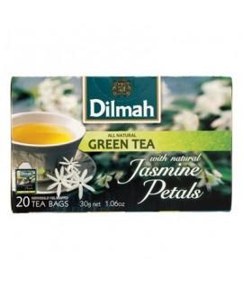 Dilmah Jasmine Petals Green Tea