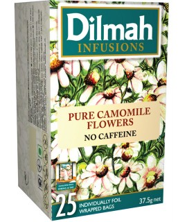 Dilmah Pure Camomile Flower 25