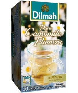 Dilmah Pure Camomile Flower