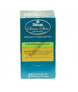 Dilmah Pure Peppermint Leaves 25
