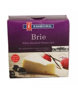 Emborg Danish Brie Cheese