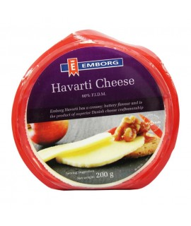 Emborg Danish Havarti Cheese 60%