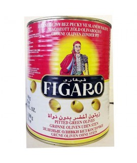 Figaro Pitted Green Olive