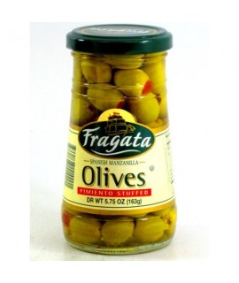Figaro Stuffed Green Olives 450g