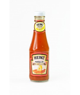 Heinz Extra Hot Chilli Sauce