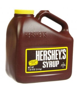 Chocolate Syrup Jug