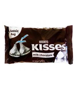 Kisses Milk Chocolate 9.2oz