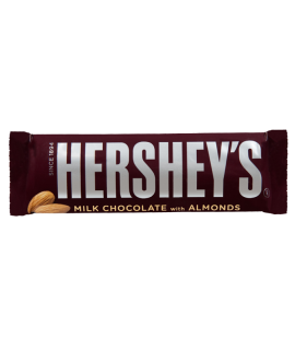 Hershey's Milk Chocolate With Almond
