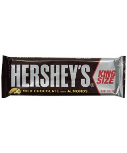 Hershey's Almond Kingsize 2.6oz
