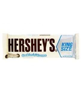 Hershey's Cookies 'n' creme Kingsize 2.6oz
