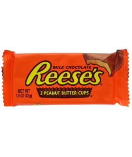 Reese's 2 Peanut Butter Cup 1.5oz