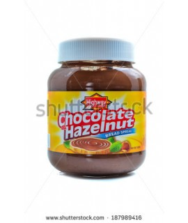 Highway Chocolate Hazelnut